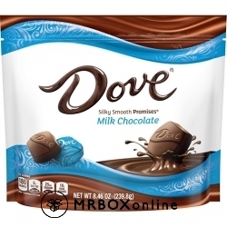 Dove Promises Milk Chocolate with a $625 order