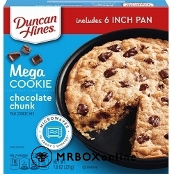 Duncan Hines Mega Cookie Chocolate Chunk