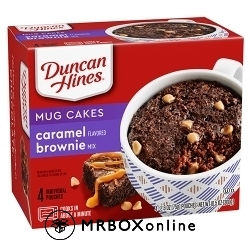 Duncan Hines Mug Cake with a order of $325