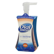 Dial Antimicrobial Foaming Hand Soap