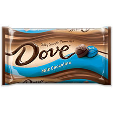 Dove Milk Chocolate with a $325 order