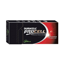 Duracell Procell AAA Batteries - 24 pk