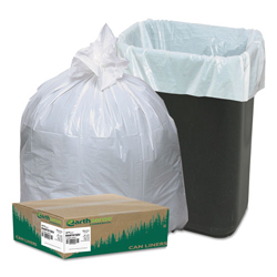 EarthSense Recycled Tall Kitchen Bags 13-16gallon