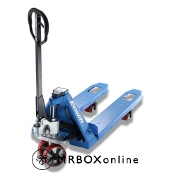Pallet Jack with built in scale