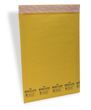 Ecolite 2 8.5x12 Bubble Envelopes 100 CT