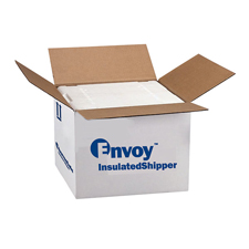 Envoy™ Foam Shippers