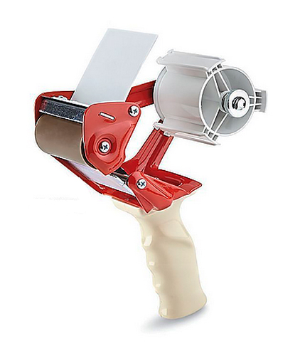 3 Heavy Duty Box Sealing Tape Gun