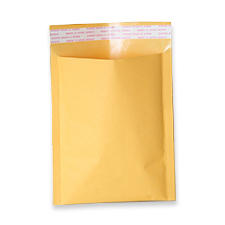 Bubble Mailers Packing List