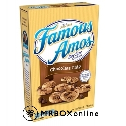 Famous Amos Chocolate Chip Cookies with a $225 order