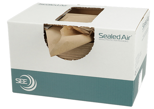 Sealed Air Kraft Paper in a Box