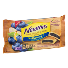 Fig Newtons Blueberry with a $225 order
