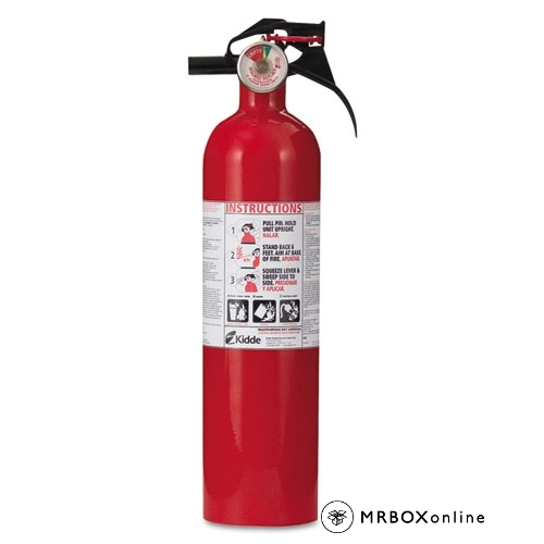 Kidde Kitchen Fire Extinguisher: Kidde 1-A:10-B:C Fire Extinguisher