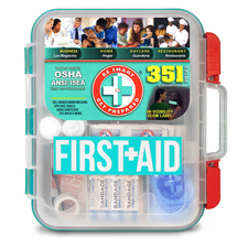 First Aid Kit for 100 people