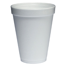 10 Ounce Foam Cups