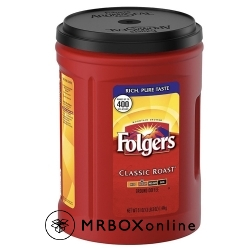 Folgers Regular Coffee 51 oz