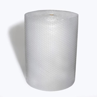 "1/2""x125' Slit 48 Perfed 12 Bubble Wrap"