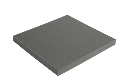 1x12x12 Charcoal Soft Foam Sheets