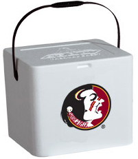 Florida State Seminoles Foam Cooler with a $475 order