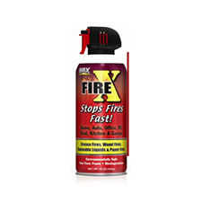 Firex Fire Suppression Aerosol Spray