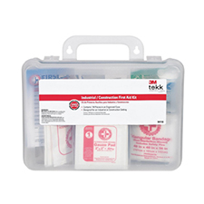 3M Tekk Industrial First Aid Kit