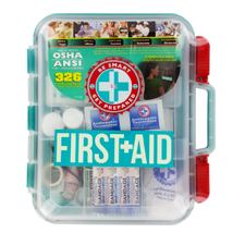 First Aid Kit for 50 people
