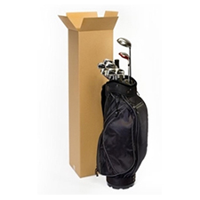 14x14x49 golf club boxes - Golf Club Shipping Box