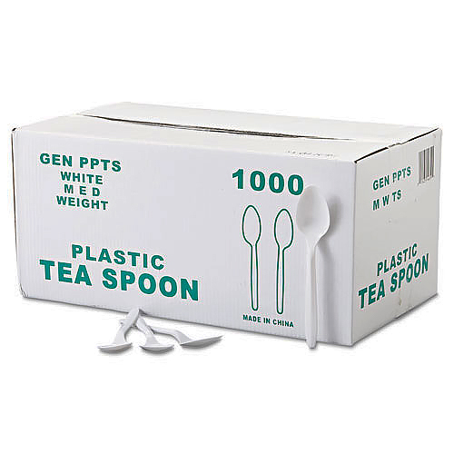 GEN Medium Weight Cutlery Teaspoon