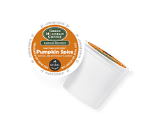 Keurig GREEN MOUNTAIN COFFEE� Pumpkin Spice Coffee Light Roast K