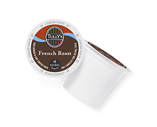 Keurig TULLY'S� French Roast Extra Bold Coffee Dark Roast K Cups