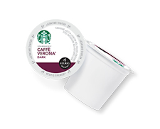 Keurig STARBUCKS� Veranda Blend Coffee Light Roast K cups
