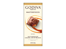 Godiva Masterpiece Milk Chocolate with a $475 order