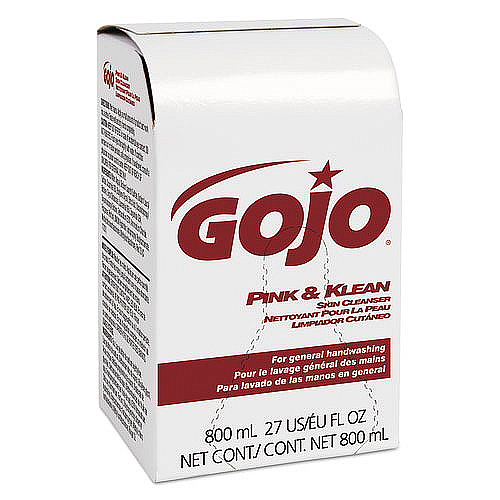 GOJO Pink and Klean Skin Cleanser Refill