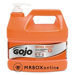 GOJO Natural Orange Pumice Hand Cleaner