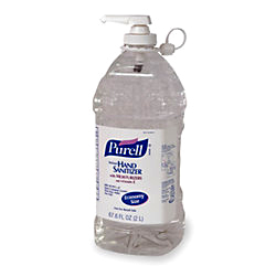 PURELL Instant Hand Sanitizer 2 Liter Bottle