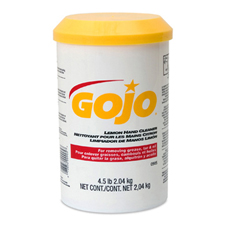 GOJO Lemon Hand Cleaner
