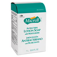 GOJO NXT MICRELL Antibacterial Lotion Soap