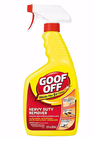Goof Off Heavy Duty Degreaser