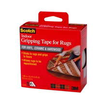 Scotch Gripping Tape for Rugs