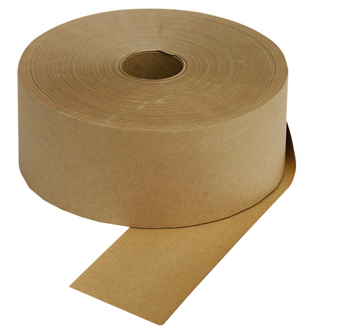 Central 160 Kraft Gummed Tape 70MMx600