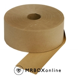 Central 160 Medium Duty Kraft Gummed Tape 70MMx600