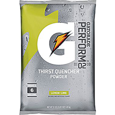 Gatorade Powder Drink Mix Lemon Lime