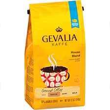 Gevalia House Blend Coffee with an order of $475