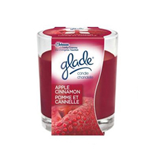 Glade Apple Cinnamon Candle