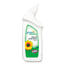 Clorox Green Works Toilet Bowl Cleaner