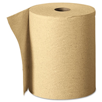 Boardwalk 8x350 Brown Hardroll Paper Towels
