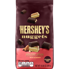 Hershey Nuggets with a $325.00 order