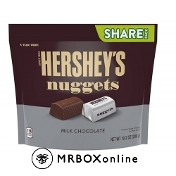 Hershey Nuggets Milk Chocolate with a $325.00 order