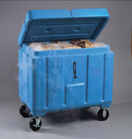 11 Cubic feet Insulated Chest Containers