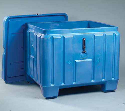 27 Cubic foot Insulated Chest Containers