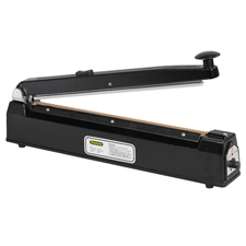 "16"" Hand Impulse sealers with cutter"